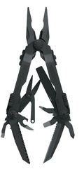 Gerber 22-41545 Black Diesel Multi-Plier with Sheath